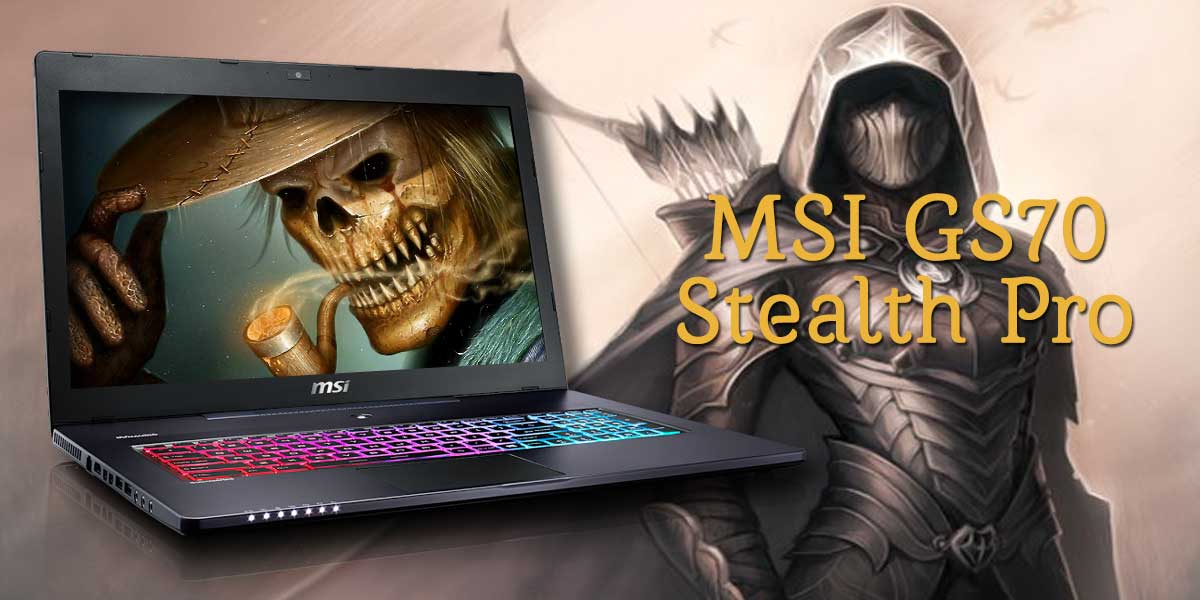 Marketing - A Computer Gaming Ad - MSI GS70 By Remington Agency
