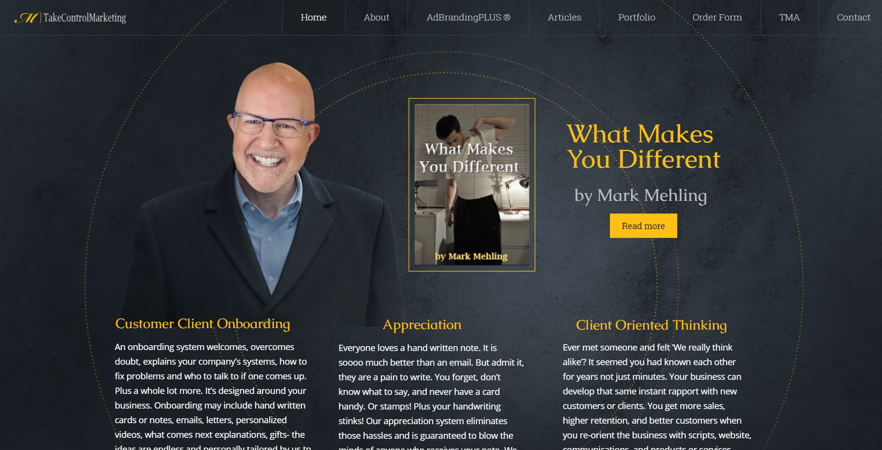 Web Design for Marketers